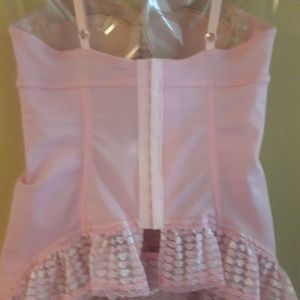 Necessary Objects Intimates & Sleepwear - Bustier with thong-Lingerie